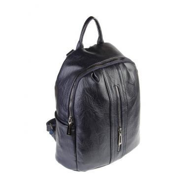Женский рюкзак RUNKI FREE. Темно-синий