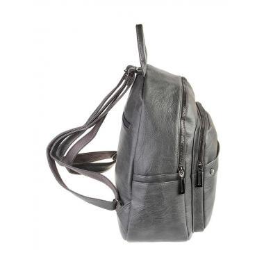 Женский рюкзак RUNKI LILO. Пепельный
