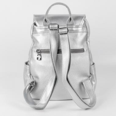 Рюкзак Selesta. Светлое серебро