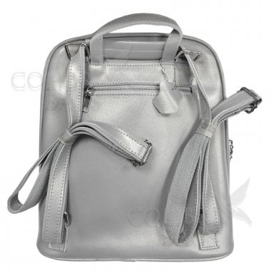 Рюкзак-трансформер Sydney. Серый перламутр