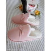 Тапочки домашние ЭСКИ. Светло-розовый.
