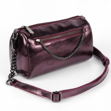 Женская кожаная сумка TATTO.Аметист