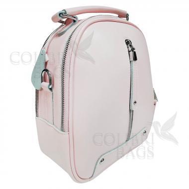 Рюкзак-трансформер Teo. Нежно-розовый