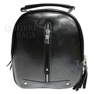 Рюкзак-трансформер Teo. Черный