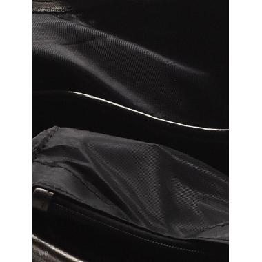 Женская кожаная сумка TEOTENA. Стальной