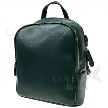 Рюкзак-трансформер Tokio. Темно-зеленый.