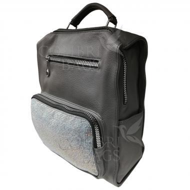 Женский рюкзак TRUDY. Пепельный