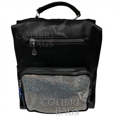 Женский рюкзак TRUDY. Черный