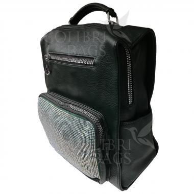 Женский рюкзак TRUDY. Темно-зеленый