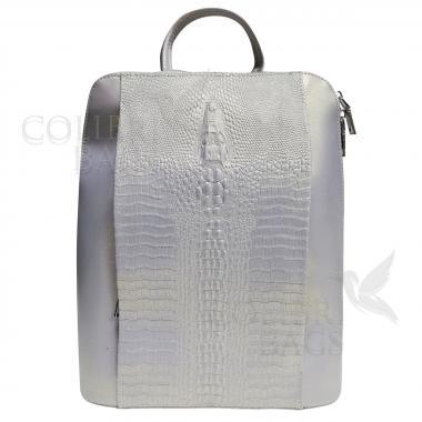 Рюкзак-трансформер Urban Cayman. Серый перламутр