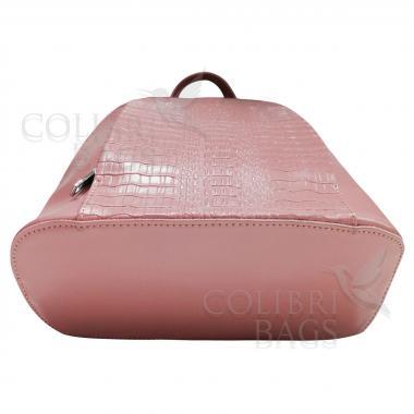 Рюкзак-трансформер Urban Cayman. Розовый