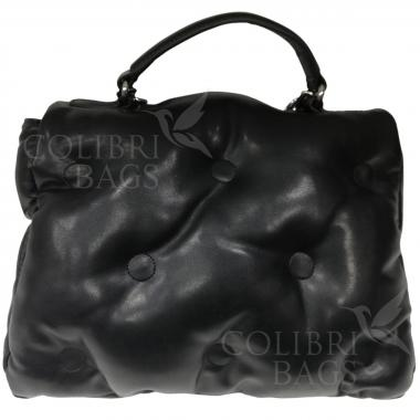 Женская стеганая сумка XINTY. Черный.
