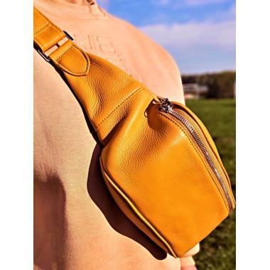 Zooly сумка на пояс. Манговый.